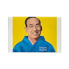 Chujiro Hayashi, Rectangle Magnet