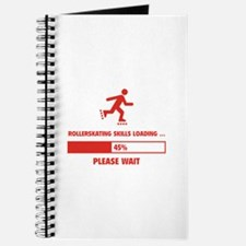 Rollerskating Skills Loading Journal