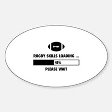 Rugby Skills Loading Decal