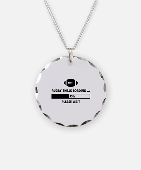 Rugby Skills Loading Necklace