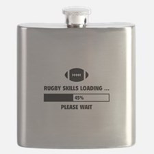 Rugby Skills Loading Flask