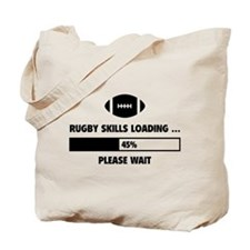 Rugby Skills Loading Tote Bag
