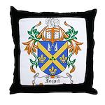 Joynt Coat of Arms Throw Pillow