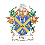 Joynt Coat of Arms Small Poster
