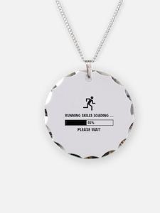 Running Skills Loading Necklace
