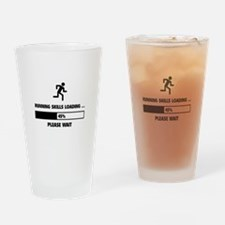 Running Skills Loading Drinking Glass