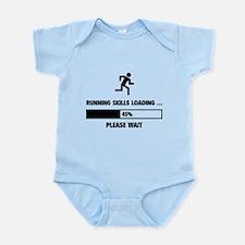 Running Skills Loading Infant Bodysuit