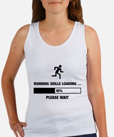 Running Skills Loading Women's Tank Top