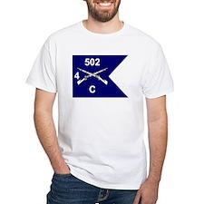 C Co. 4/502nd Shirt