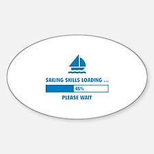 Sailing Skills Loading Decal