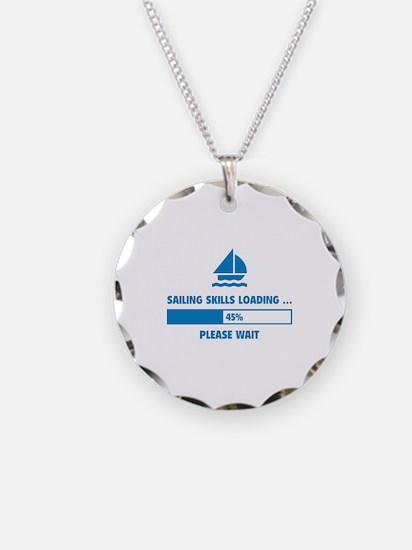 Sailing Skills Loading Necklace