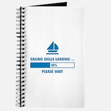 Sailing Skills Loading Journal