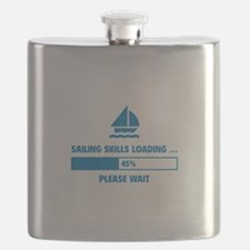 Sailing Skills Loading Flask