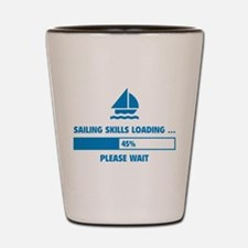 Sailing Skills Loading Shot Glass