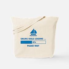 Sailing Skills Loading Tote Bag