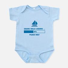 Sailing Skills Loading Infant Bodysuit