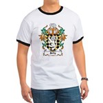 Jolly Coat of Arms Ringer T