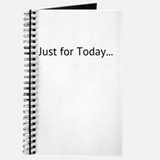 Just for Today, Journal