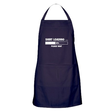 Shirt Loading Apron (dark)
