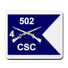 CSC 4/502nd Mousepad