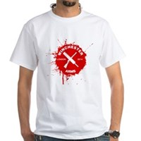 Winchester Arms White T-Shirt