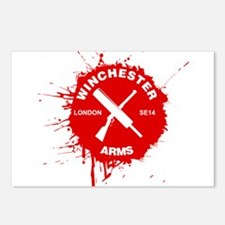 Winchester Arms Postcards (Package of 8)