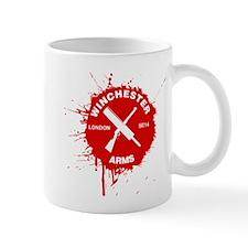 Winchester Arms Small Mug