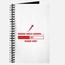 Singing Skills Loading Journal