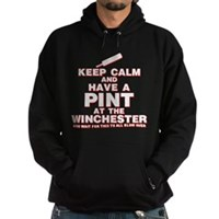 Keep Calm And Have A Pint Hoodie (dark)