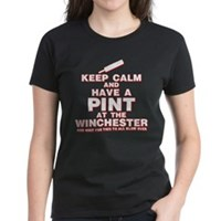 Keep Calm And Have A Pint Women's Dark T-Shirt