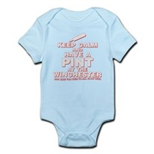 Keep Calm And Have A Pint Infant Bodysuit