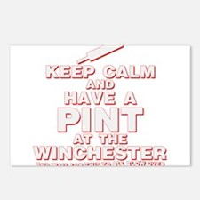 Keep Calm And Have A Pint Postcards (Package of 8)
