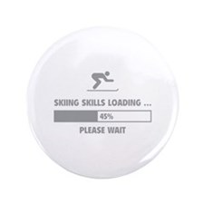 "Skiing Skills Loading 3.5"" Button"