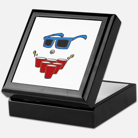 Rack and Laugh Keepsake Box