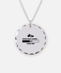 Soccer Skills Loading Necklace