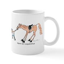 Non-Cooperativus Small Mug