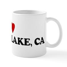 I Love SHAVER LAKE Mug