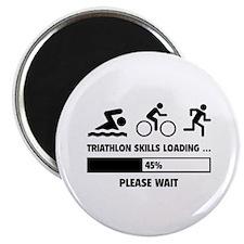 """Triathlon Skills Loading 2.25"""" Magnet (100 pack)"""