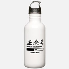 Triathlon Skills Loading Water Bottle