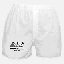 Triathlon Skills Loading Boxer Shorts