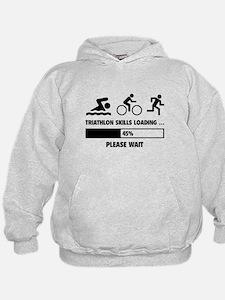 Triathlon Skills Loading Hoodie