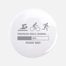 "Triathlon Skills Loading 3.5"" Button"