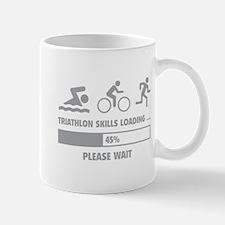 Triathlon Skills Loading Mug