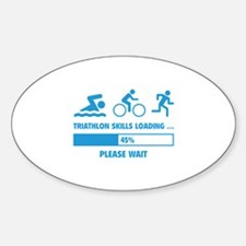 Triathlon Skills Loading Decal