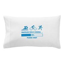 Triathlon Skills Loading Pillow Case