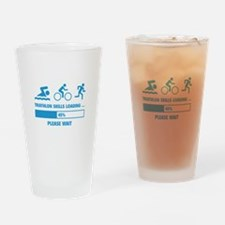 Triathlon Skills Loading Drinking Glass