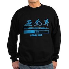 Triathlon Skills Loading Sweatshirt