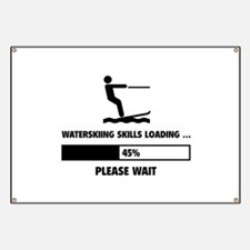 Waterskiing Skills Loading Banner