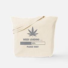 Weed Loading Tote Bag