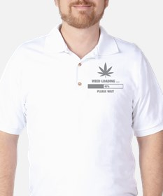 Weed Loading T-Shirt